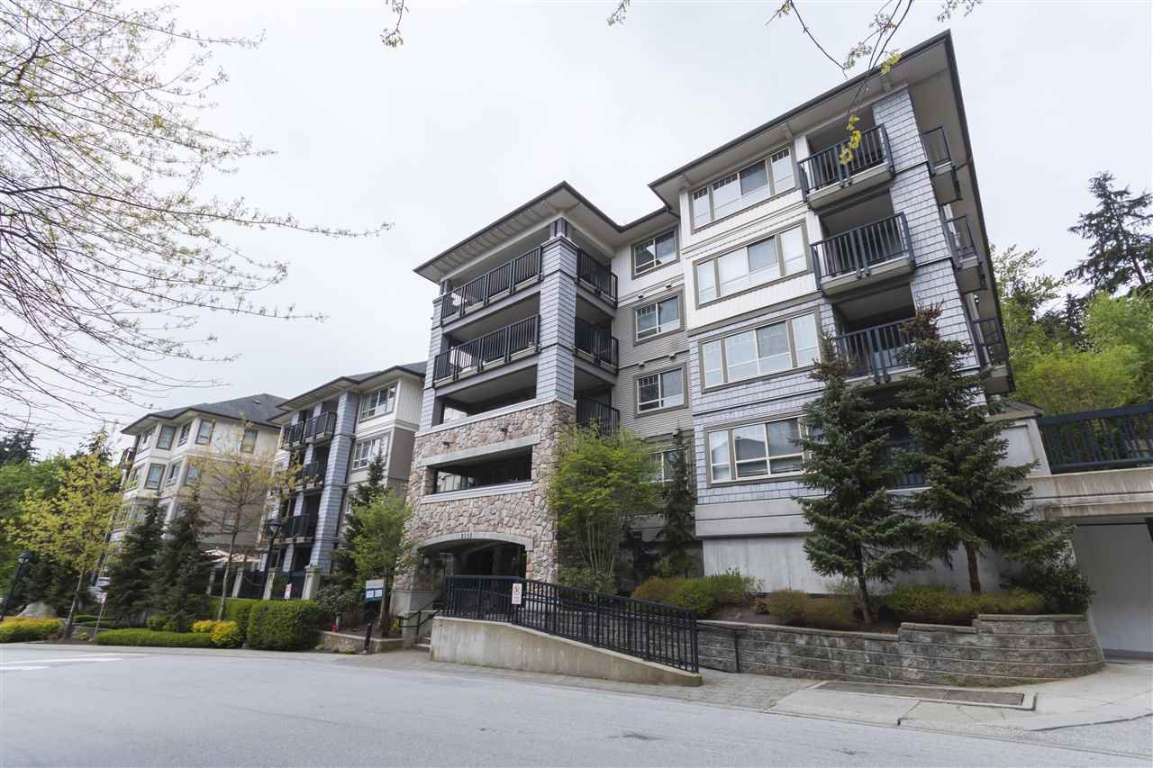 "Main Photo: 311 2951 SILVER SPRINGS Boulevard in Coquitlam: Westwood Plateau Condo for sale in ""TANTALUS BY POLYGON AT SILVER SP"" : MLS®# R2166920"