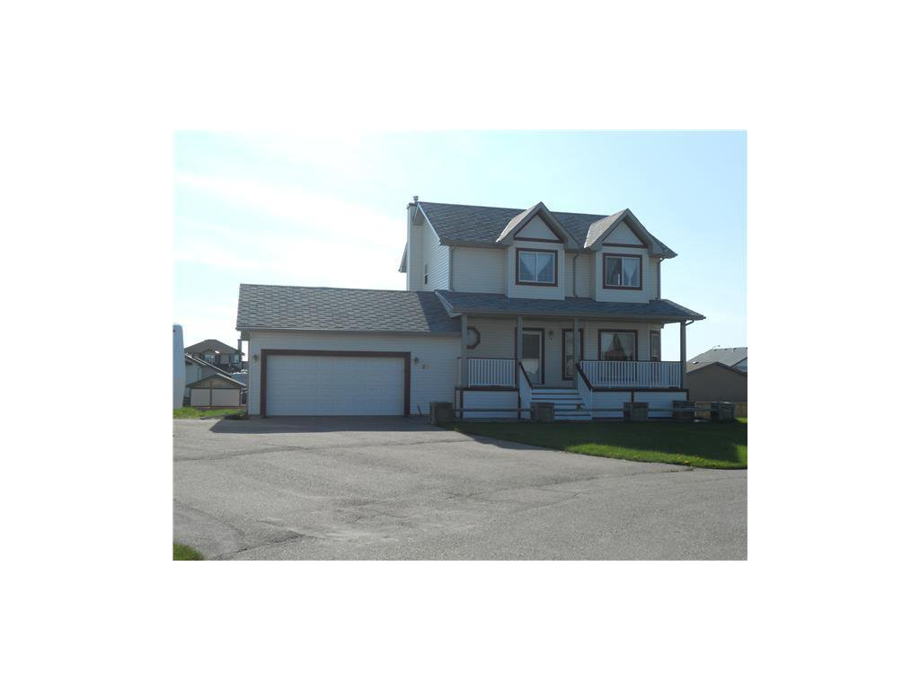Main Photo: 20 Henderson Bay NE in Langdon: House for sale : MLS®# C3458232