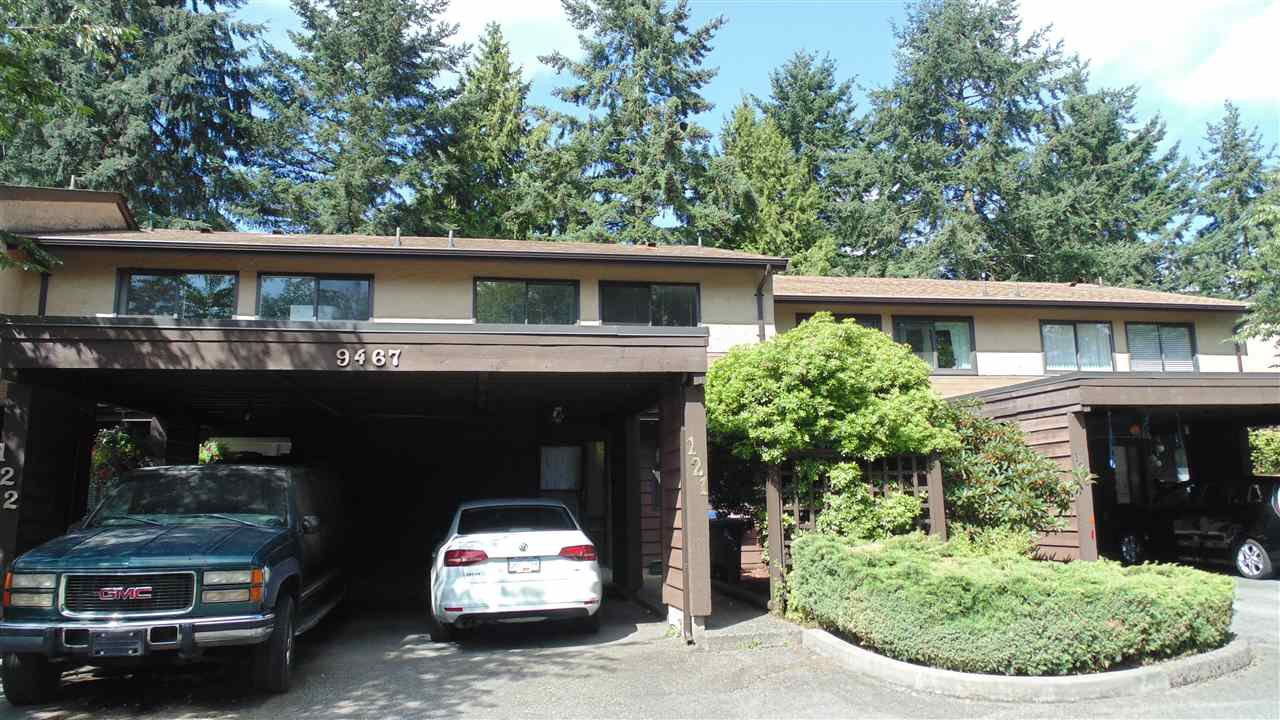 Photo 1: Photos: 121 9467 PRINCE CHARLES Boulevard in Surrey: Queen Mary Park Surrey Townhouse for sale : MLS®# R2197808