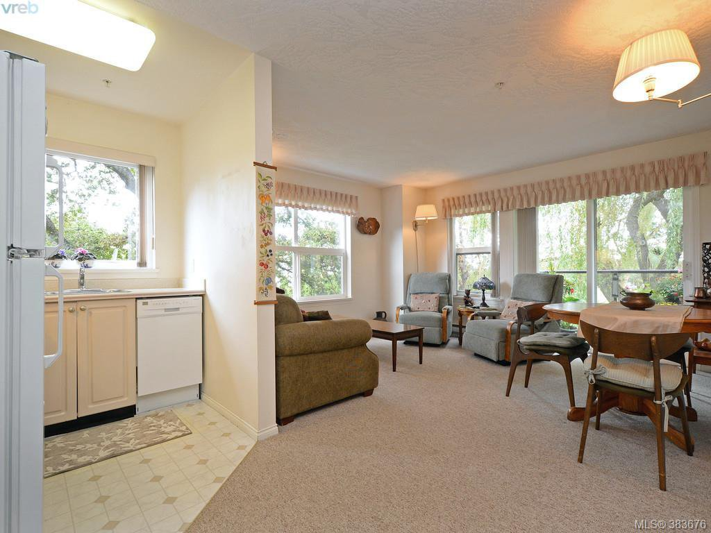 Main Photo: 204 1485 Garnet Rd in VICTORIA: SE Cedar Hill Condo for sale (Saanich East)  : MLS®# 771145