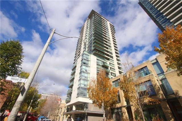 Main Photo: 285 Mutual St Unit #1305 in Toronto: Church-Yonge Corridor Condo for sale (Toronto C08)  : MLS®# C3977337