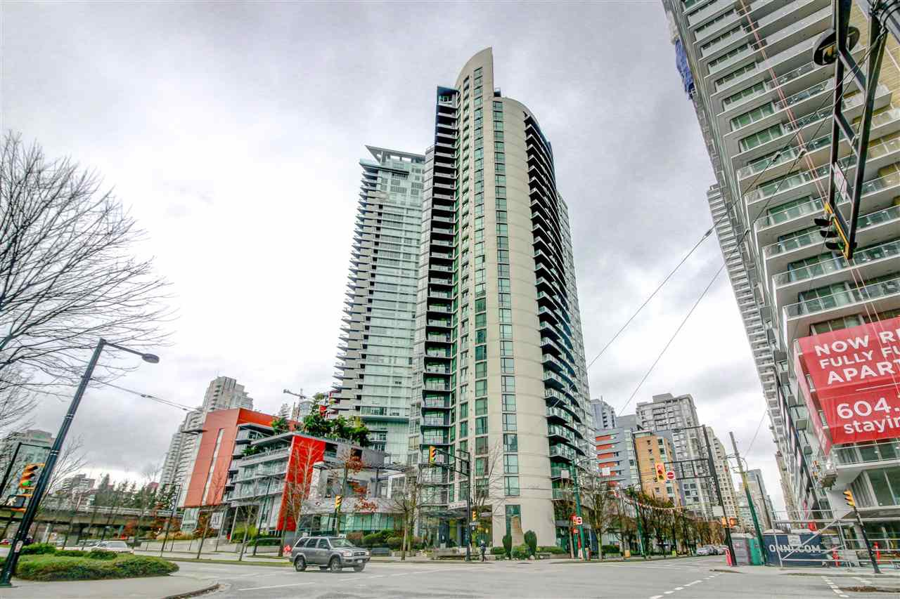 Main Photo: 2610 501 PACIFIC STREET in Vancouver: Downtown VW Condo for sale (Vancouver West)  : MLS®# R2234928