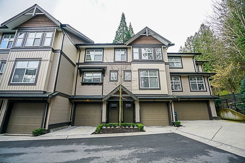 """Main Photo: 16 6123 138 Street in Surrey: Sullivan Station Townhouse for sale in """"PANORAMA WOODS"""" : MLS®# R2250641"""