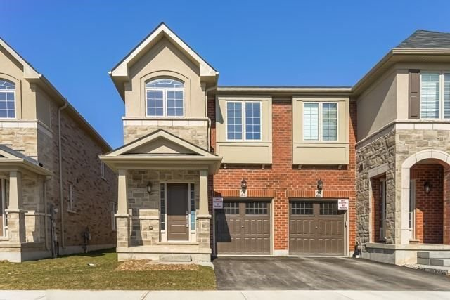 Main Photo: 21 Heaven Crescent in Milton: Ford House (2-Storey) for lease : MLS®# W4093311