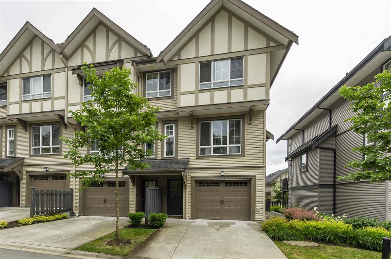 """Main Photo: 52 1338 HAMES Crescent in Coquitlam: Burke Mountain Townhouse for sale in """"FARRINGTON PARK"""" : MLS®# R2279478"""
