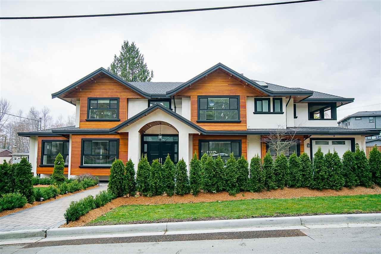 Main Photo: 5550 RUGBY Street in Burnaby: Deer Lake House for sale (Burnaby South)  : MLS®# R2290427