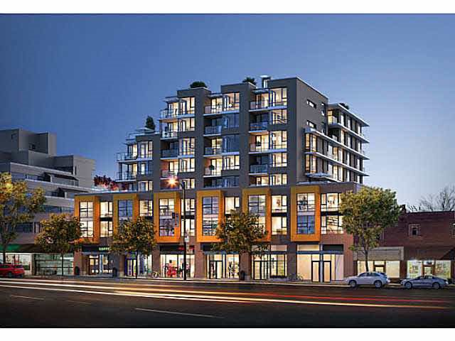 Main Photo: 802 238 W BROADWAY in Vancouver: Mount Pleasant VW Condo for sale (Vancouver West)  : MLS®# R2325499