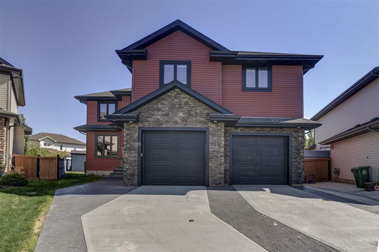 Main Photo: 11 Newton Place: St. Albert House for sale : MLS®# E4148609