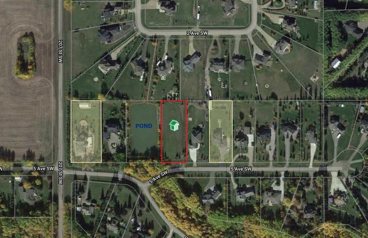 Main Photo: 20504 5 Avenue in Edmonton: Zone 57 Vacant Lot for sale : MLS®# E4154082