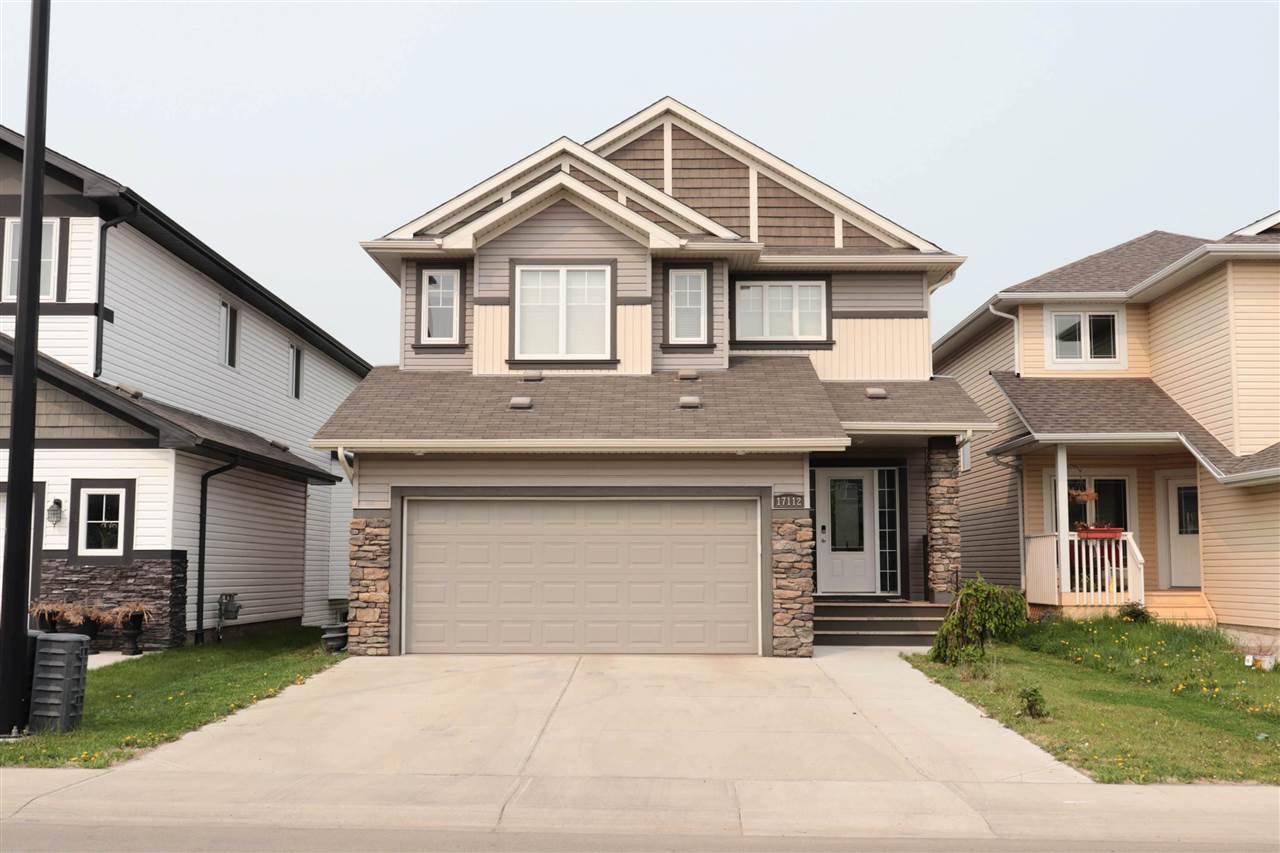 Main Photo: 17112 121 Street in Edmonton: Zone 27 House for sale : MLS®# E4160105