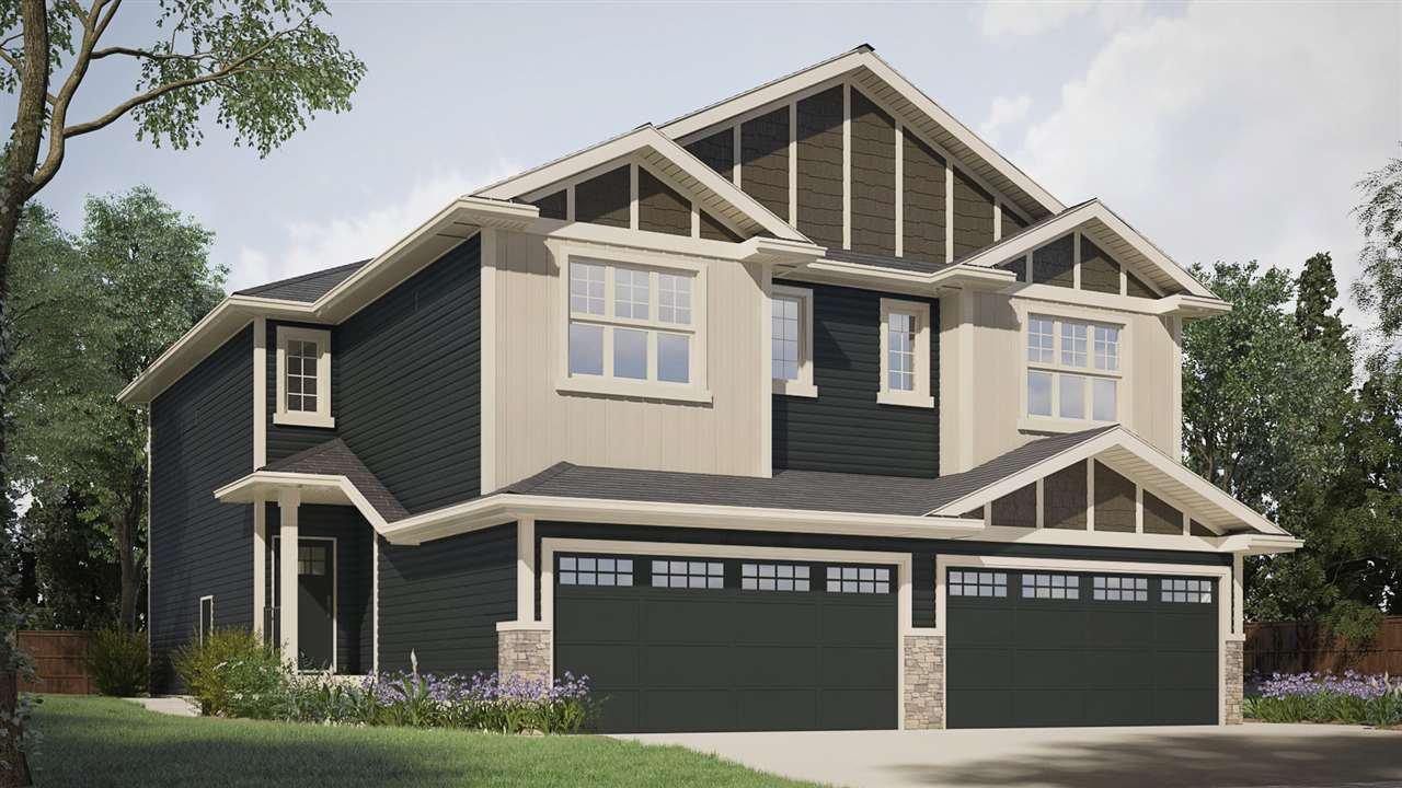 Main Photo: 33 1703 16 Avenue in Edmonton: Zone 30 House Half Duplex for sale : MLS®# E4181646