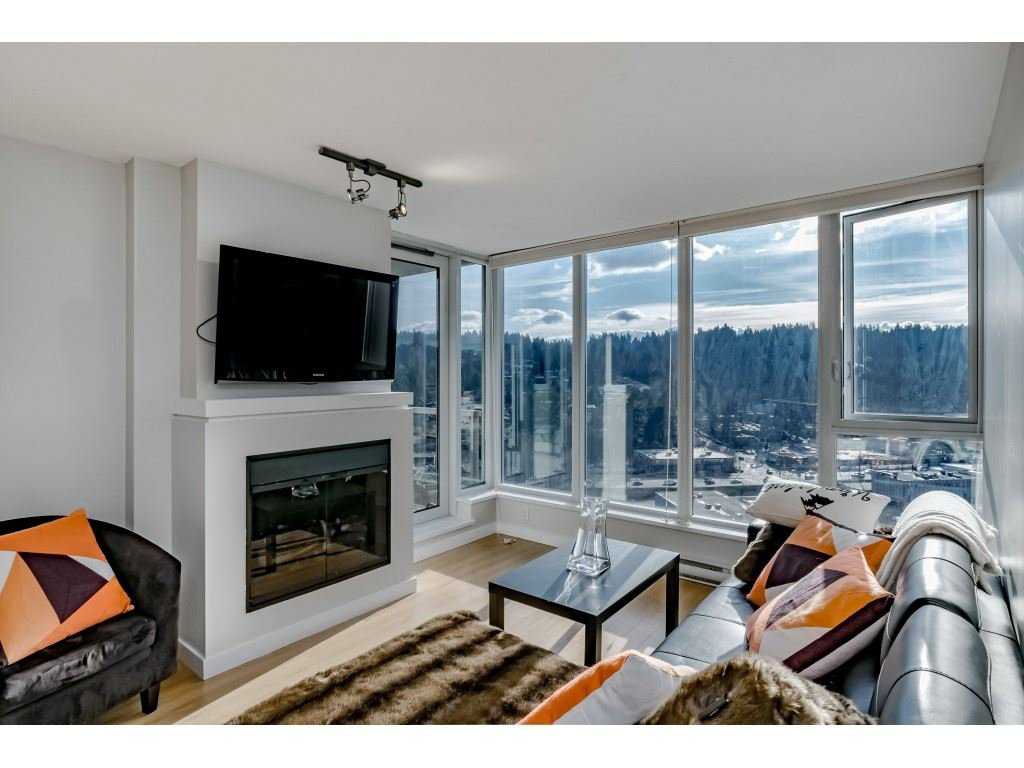 "Main Photo: 2702 660 NOOTKA Way in Port Moody: Port Moody Centre Condo for sale in ""NAHANNI"" : MLS®# R2435006"
