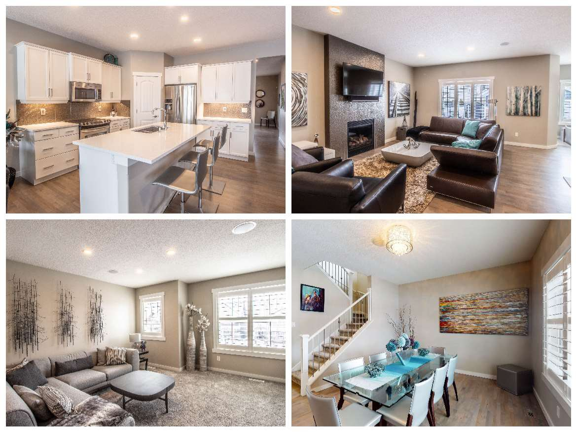 Main Photo: 8204 SUMMERSIDE GRANDE Boulevard in Edmonton: Zone 53 House for sale : MLS®# E4190961