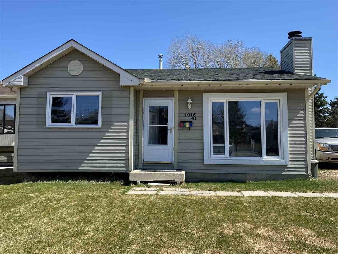 Main Photo: 1015 41 Street in Edmonton: Zone 29 House for sale : MLS®# E4192627