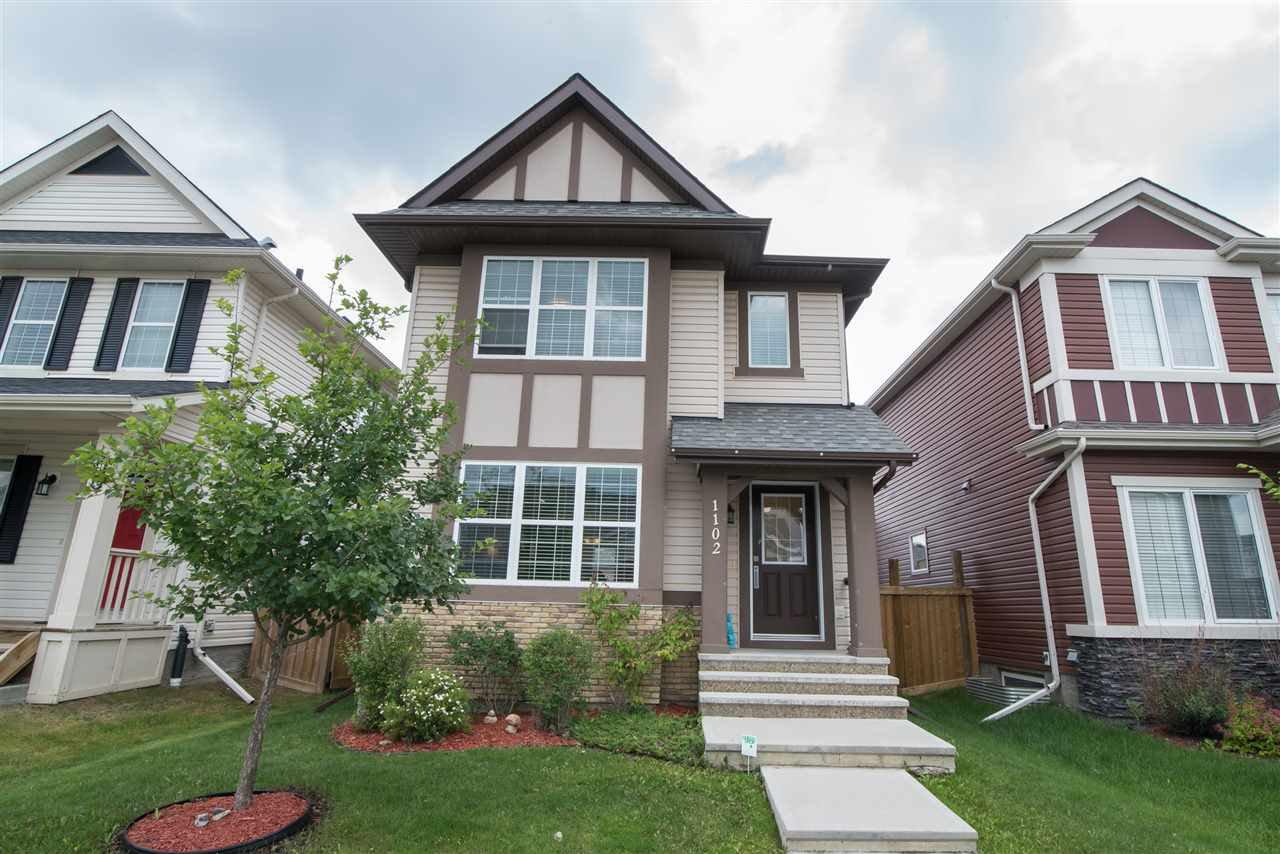 Main Photo: 1102 CHAPPELLE Boulevard in Edmonton: Zone 55 House for sale : MLS®# E4195453