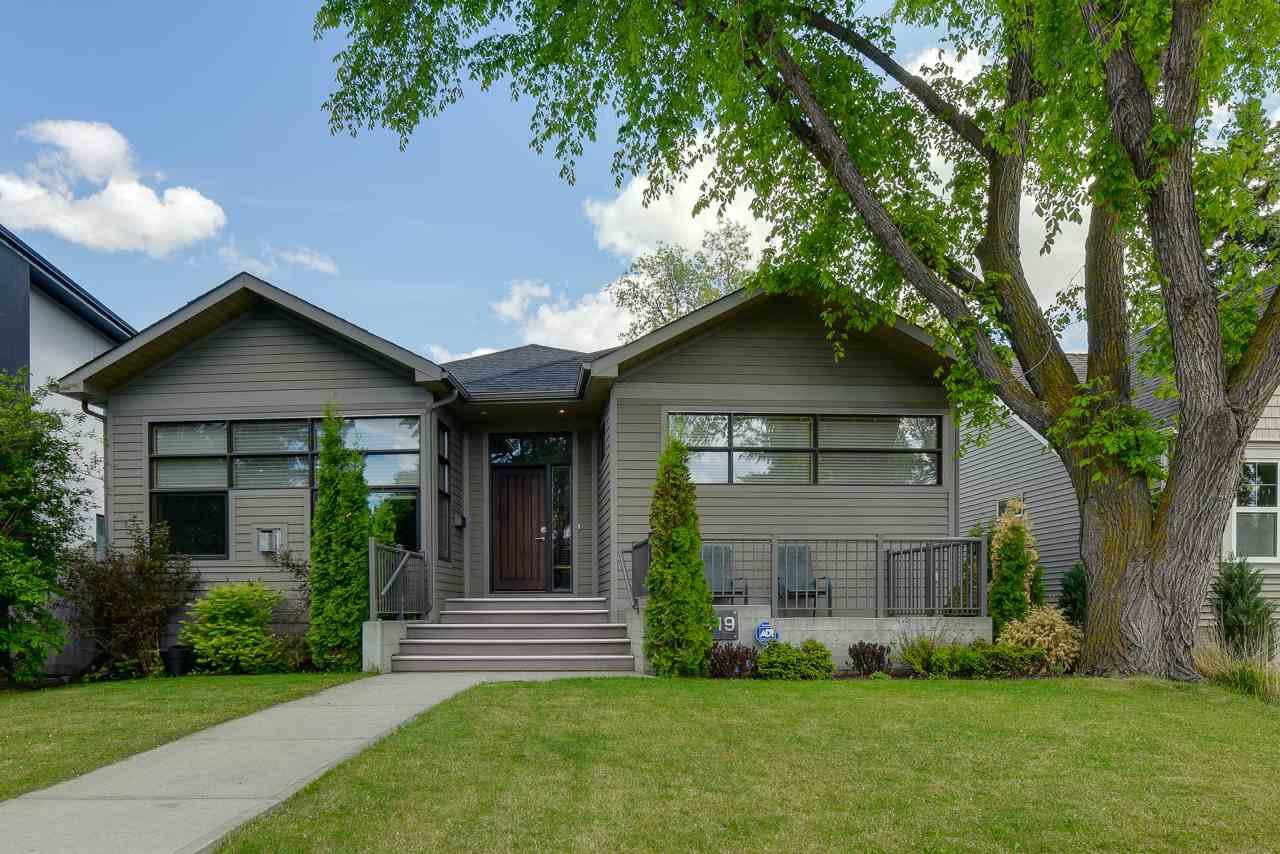 Main Photo: 9919 147 Street in Edmonton: Zone 10 House for sale : MLS®# E4202299
