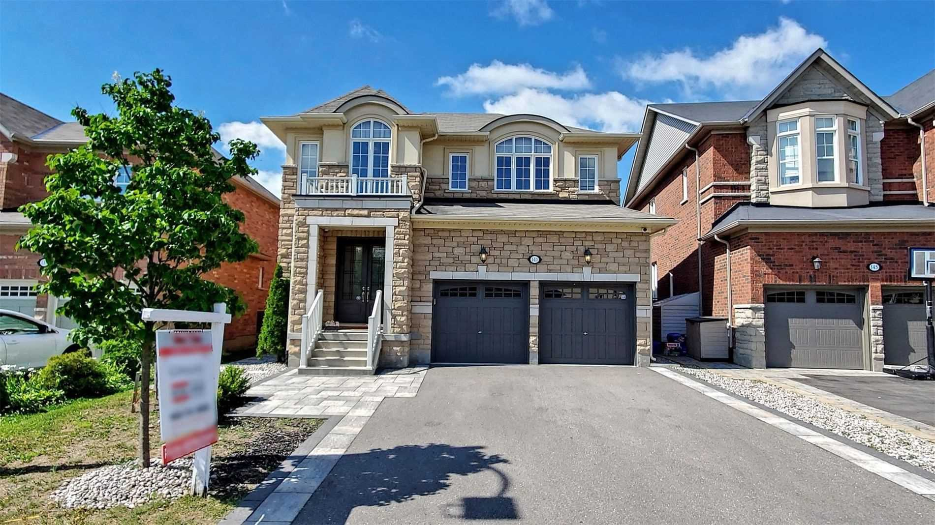 Main Photo: 141 Heintzman Crescent in Vaughan: Patterson House (2-Storey) for sale : MLS®# N4820193