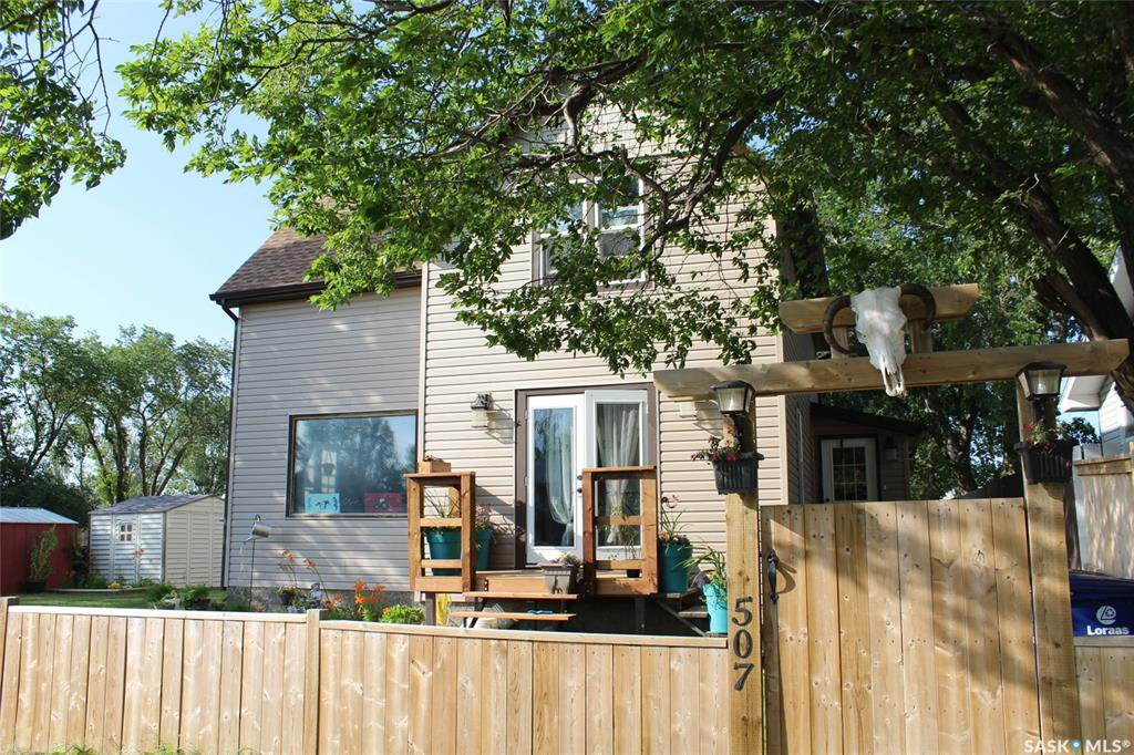 Main Photo: 507 2nd Avenue West in Wilkie: Residential for sale : MLS®# SK819650
