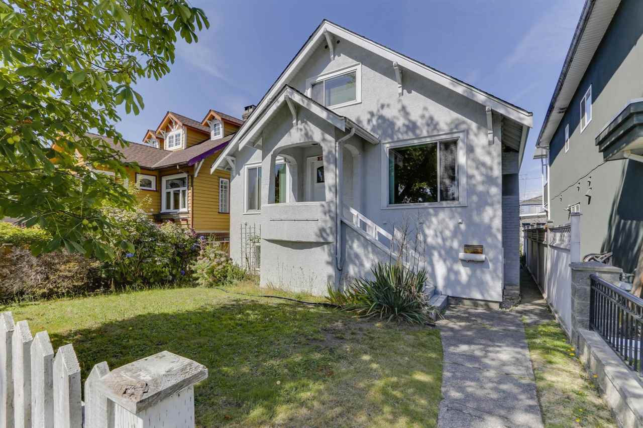 Main Photo: 2793 E 1ST Avenue in Vancouver: Renfrew VE House for sale (Vancouver East)  : MLS®# R2508546