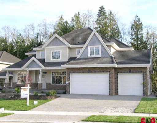 "Main Photo: 16488 93A AV in Surrey: Fleetwood Tynehead House for sale in ""BOTHWELL PARK"" : MLS®# F2607466"