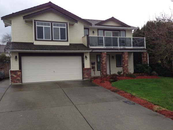 Main Photo: 35442 CALGARY Avenue in ABBOTSFORD: Abbotsford East House for rent (Abbotsford)