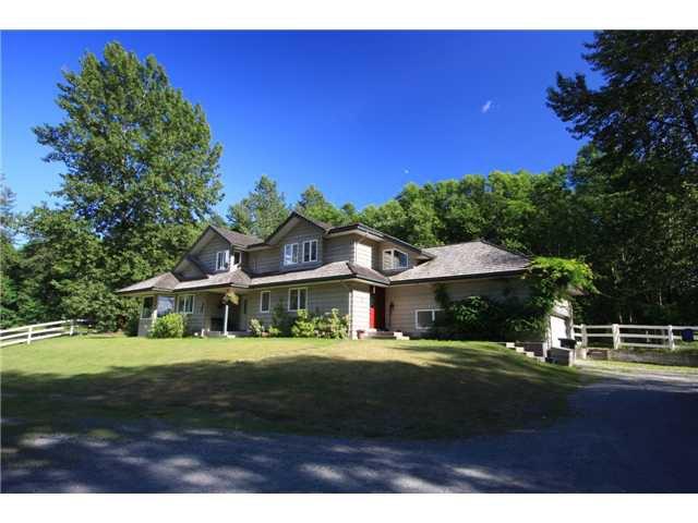 Main Photo: SL15 41488 BRENNAN Road in Squamish: Brackendale House for sale : MLS®# V954642
