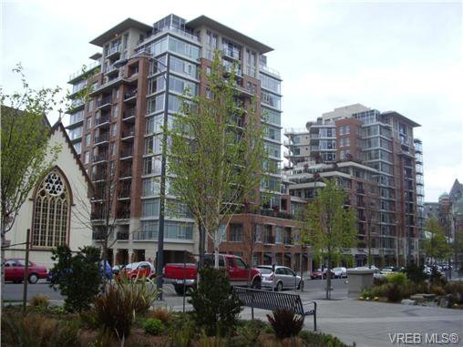 Main Photo: N701 737 Humboldt Street in : Vi Downtown Condo for sale (Victoria)  : MLS®# 272227