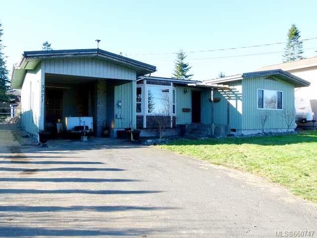 Main Photo: 3971 Craig Rd in CAMPBELL RIVER: CR Campbell River South House for sale (Campbell River)  : MLS®# 660747