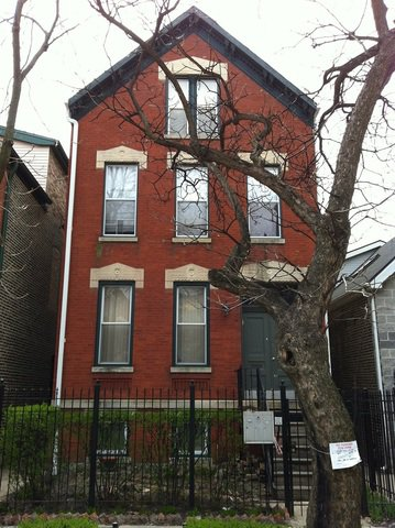 Main Photo: 1823 Superior Street Unit 1 in CHICAGO: West Town Rentals for rent ()  : MLS®# 08558574