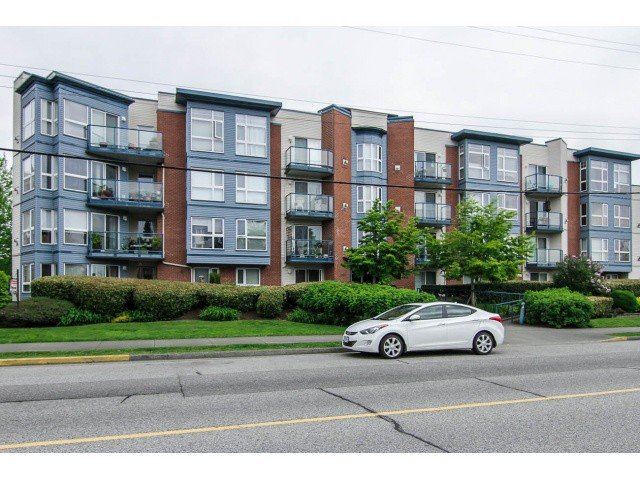 "Main Photo: 104 20277 53 Avenue in Langley: Langley City Condo for sale in ""Metro 11"" : MLS®# F1411118"