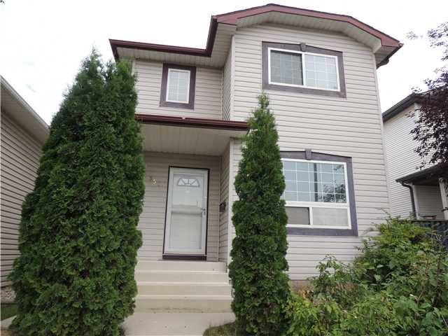 Main Photo: 350 ERIN Circle SE in Calgary: Erinwoods Residential Detached Single Family for sale : MLS®# C3644161