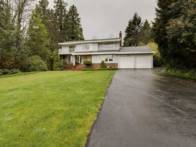 Main Photo: 1497 QUEENS Avenue in West Vancouver: Ambleside House for sale : MLS®# V1113998