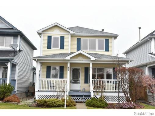 Main Photo: 5024 PRIMROSE Lane in Regina: Garden Ridge Single Family Dwelling for sale (Regina Area 01)  : MLS®# 553465