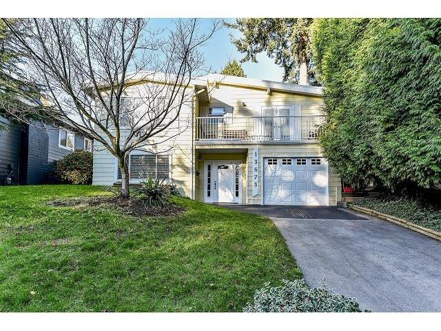 Main Photo: 13673 MALABAR Avenue: White Rock House for sale (South Surrey White Rock)  : MLS®# R2015999