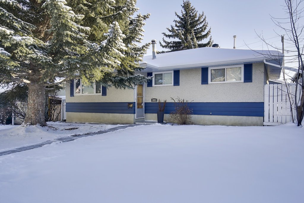 Main Photo: 104 AV SW in Calgary: Southwood House for sale : MLS®# C4092868