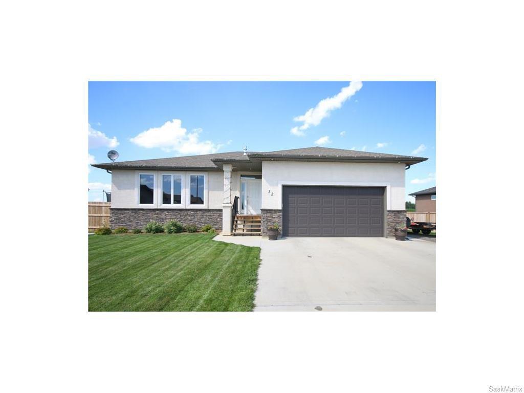 Main Photo: 12 PARADISE Circle: White City Single Family Dwelling for sale (Regina NE)  : MLS®# 594930