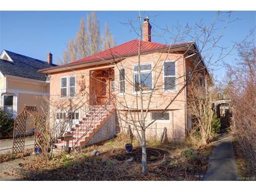 Main Photo: 2092 Byron St in VICTORIA: OB North Oak Bay House for sale (Oak Bay)  : MLS®# 748399