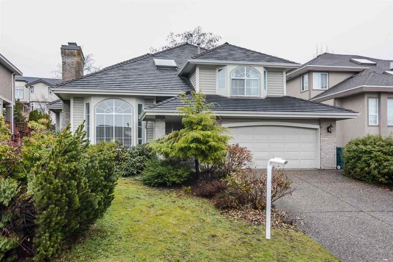 """Main Photo: 2835 WINDFLOWER Place in Coquitlam: Westwood Plateau House for sale in """"WESTWOOD PLATEAU"""" : MLS®# R2146731"""