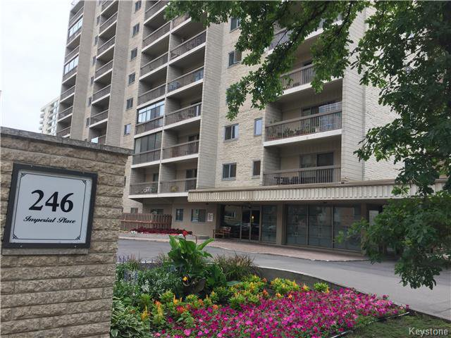 Main Photo: 246 Roslyn Road in Winnipeg: Osborne Village Condominium for sale (1B)  : MLS®# 1720739