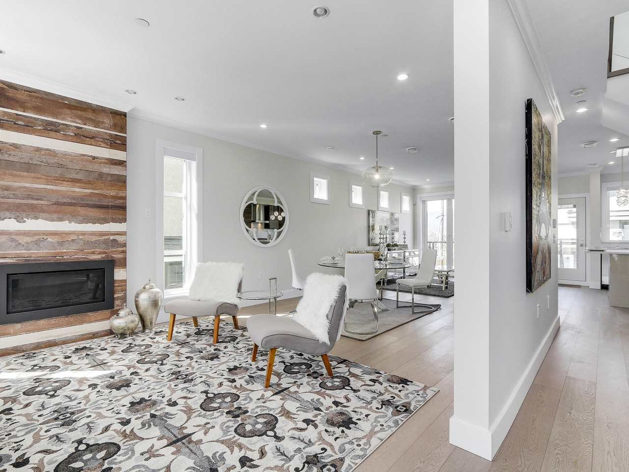 Photo 3: Photos: 3539 ETON STREET in Vancouver: Hastings East House for sale (Vancouver East)  : MLS®# R2159493