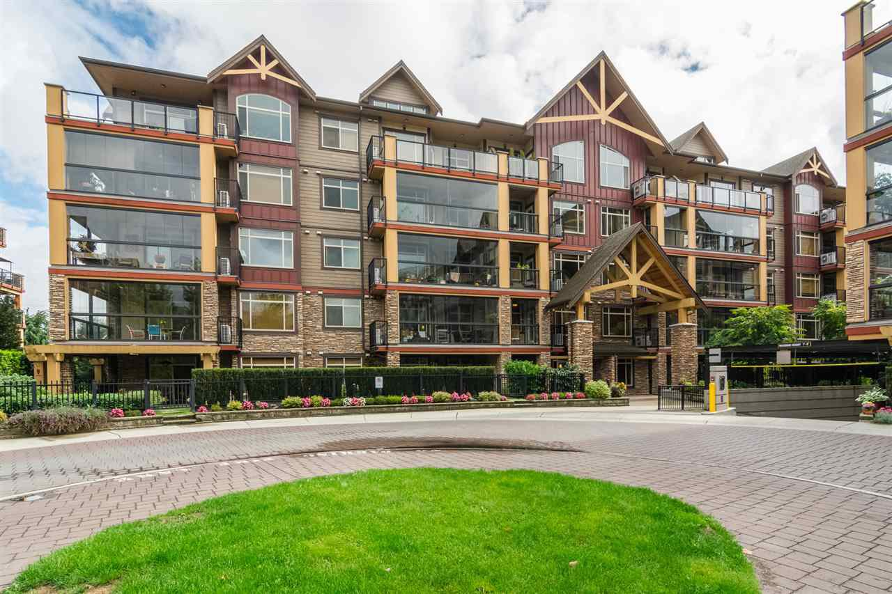 """Main Photo: 281 8288 207A Street in Langley: Willoughby Heights Condo for sale in """"Yorkson Creek"""" : MLS®# R2208181"""