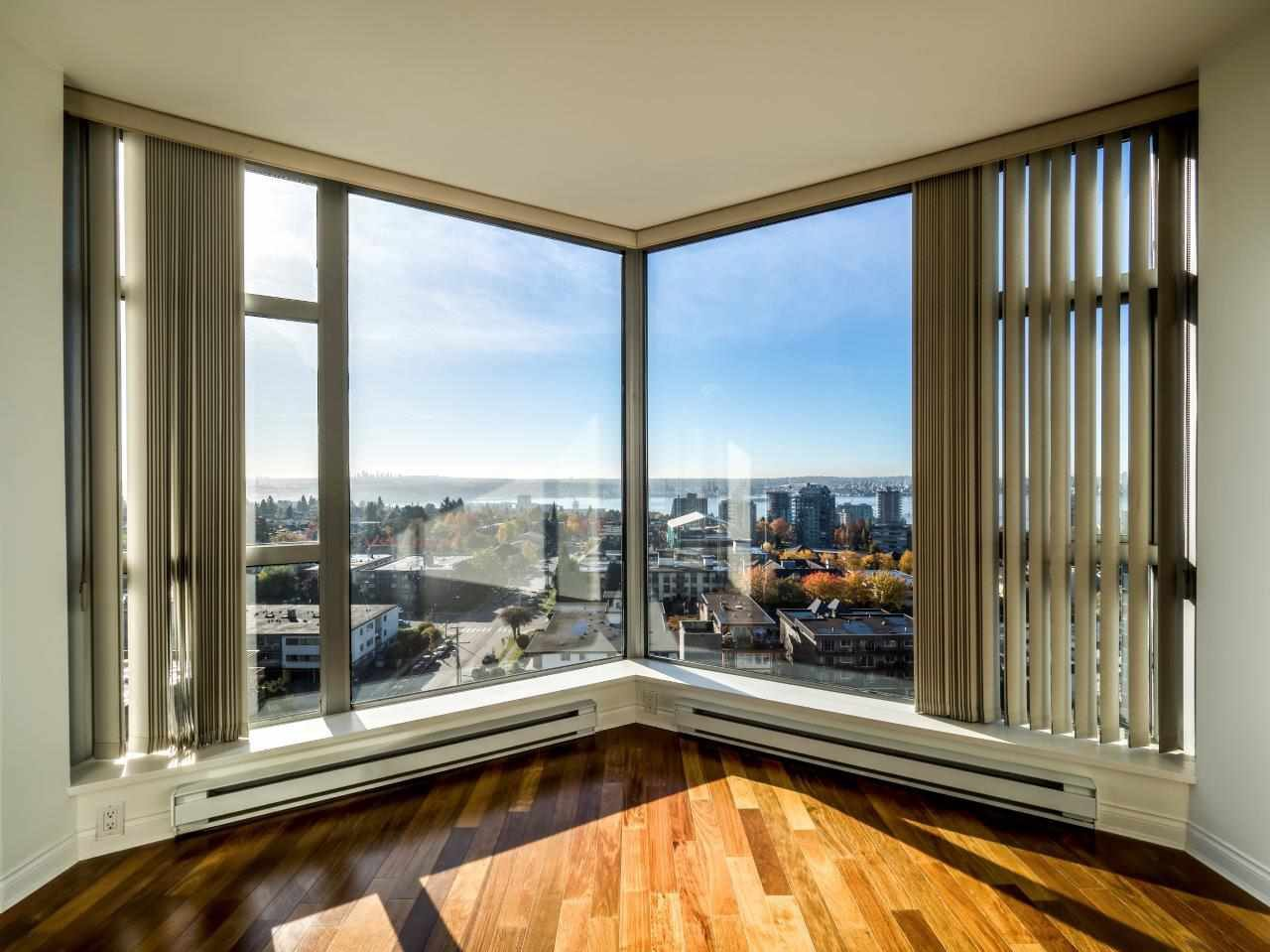 """Main Photo: 1205 160 E 13TH Street in North Vancouver: Central Lonsdale Condo for sale in """"THE GRANDE"""" : MLS®# R2217335"""