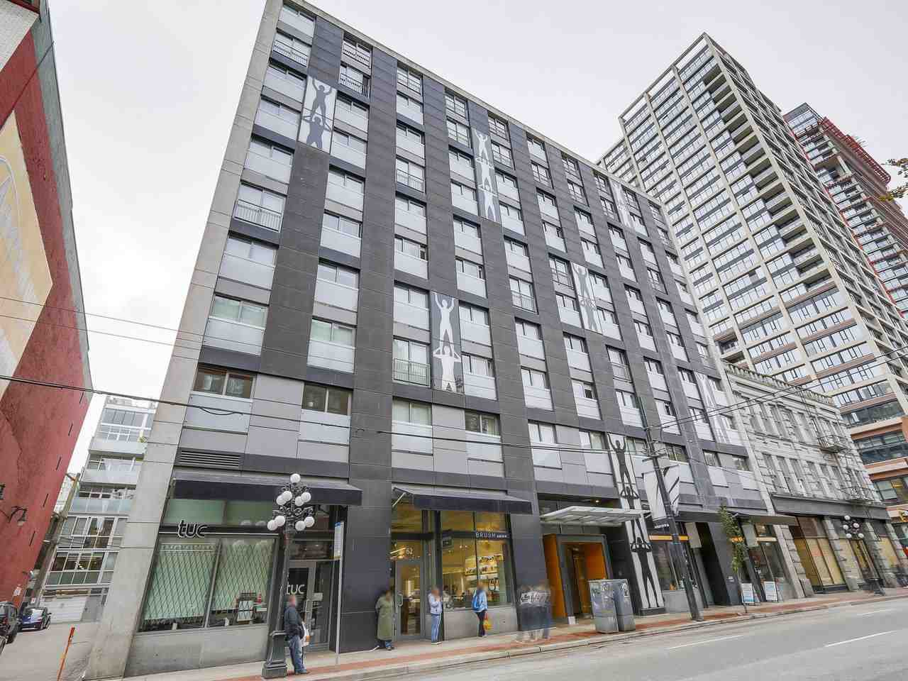 Main Photo: 709 66 W CORDOVA STREET in Vancouver: Downtown VW Condo for sale (Vancouver West)  : MLS®# R2216813