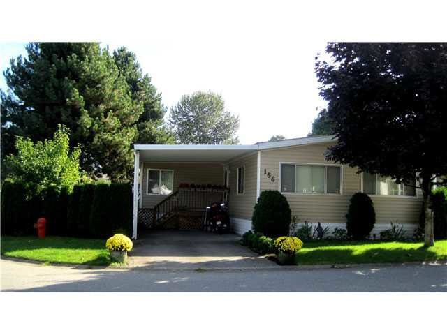 Main Photo: 166 145 KING EDWARD STREET in Coquitlam: Maillardville Manufactured Home for sale : MLS®# R2224855