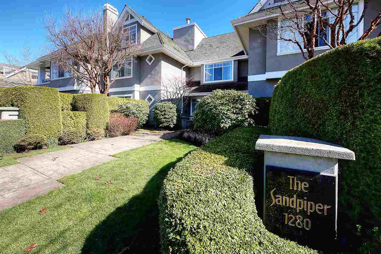 Main Photo: 103 1280 55 Street in Delta: Cliff Drive Condo for sale (Tsawwassen)  : MLS®# R2237259