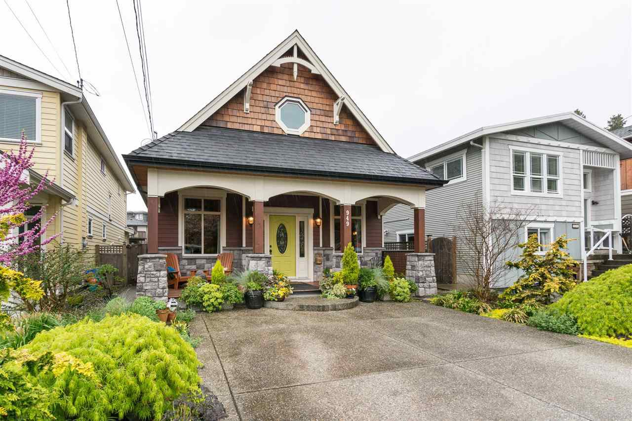 Main Photo: 949 MAPLE Street: White Rock House for sale (South Surrey White Rock)  : MLS®# R2280615