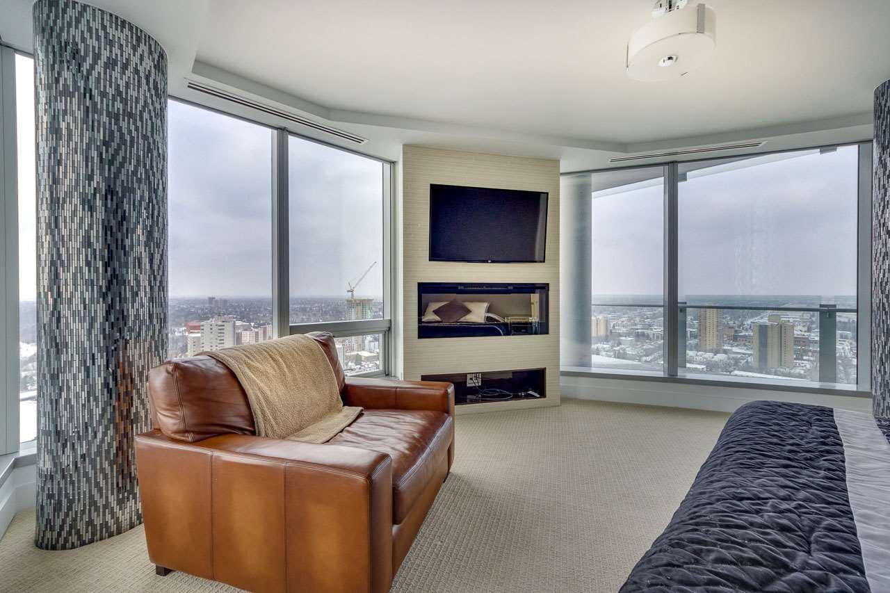 Photo 21: Photos: 2703 11969 JASPER Avenue in Edmonton: Zone 12 Condo for sale : MLS®# E4135423