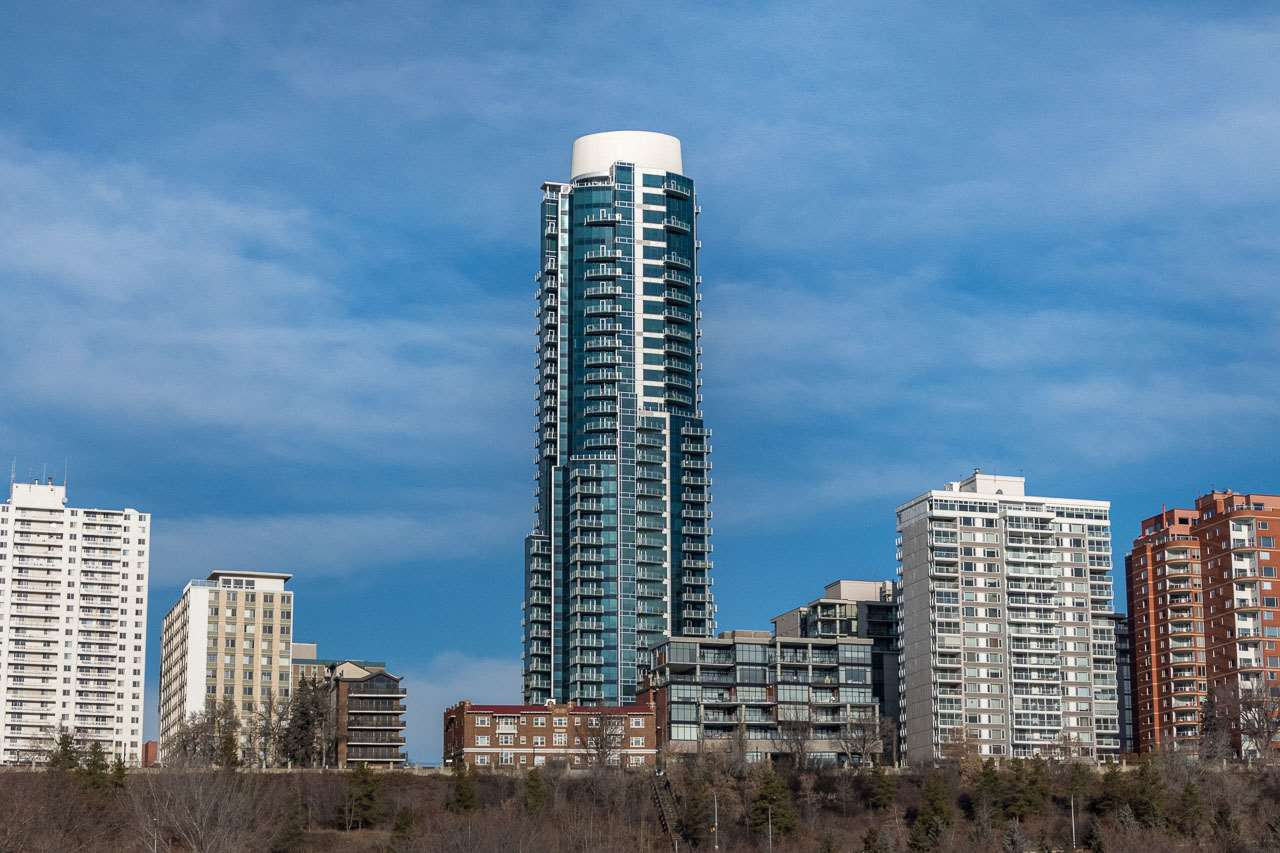 Main Photo: 2703 11969 JASPER Avenue in Edmonton: Zone 12 Condo for sale : MLS®# E4135423