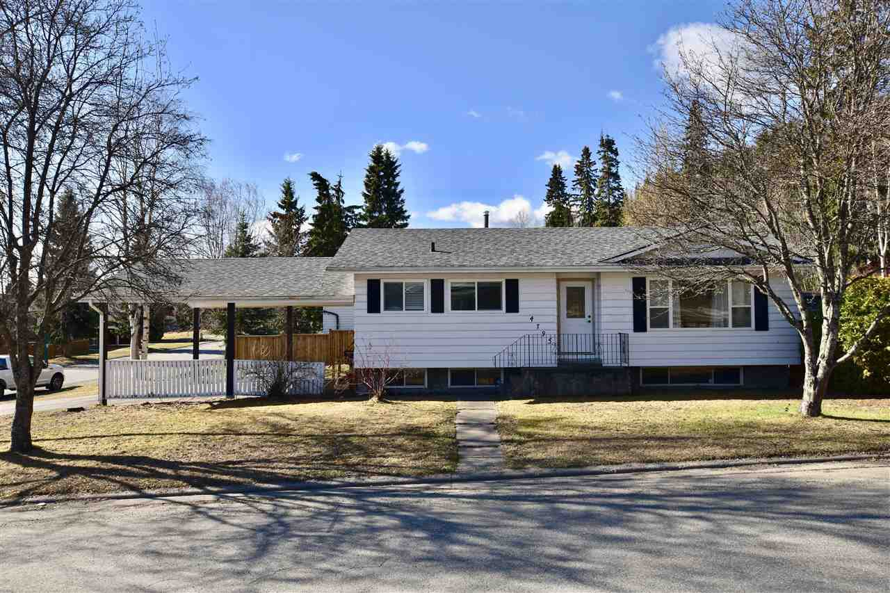 Main Photo: 4795 FREIMULLER Avenue in Prince George: Heritage House for sale (PG City West (Zone 71))  : MLS®# R2345704