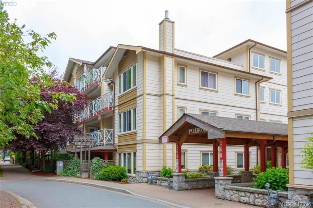 Main Photo: 304 364 Goldstream Ave in VICTORIA: Co Colwood Corners Condo for sale (Colwood)  : MLS®# 817019